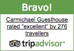 TripAdvisor Bravo Badge